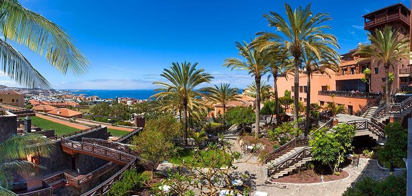 Hispania adquiere el hotel meli jardines del teide en for Jardines del teide tenerife