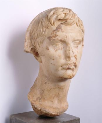 Declaración de BIC del busto de Augusto