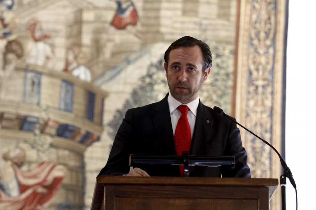 Bauzá defiende el voto de los senadores del PP de Balears contra ... - Última hora