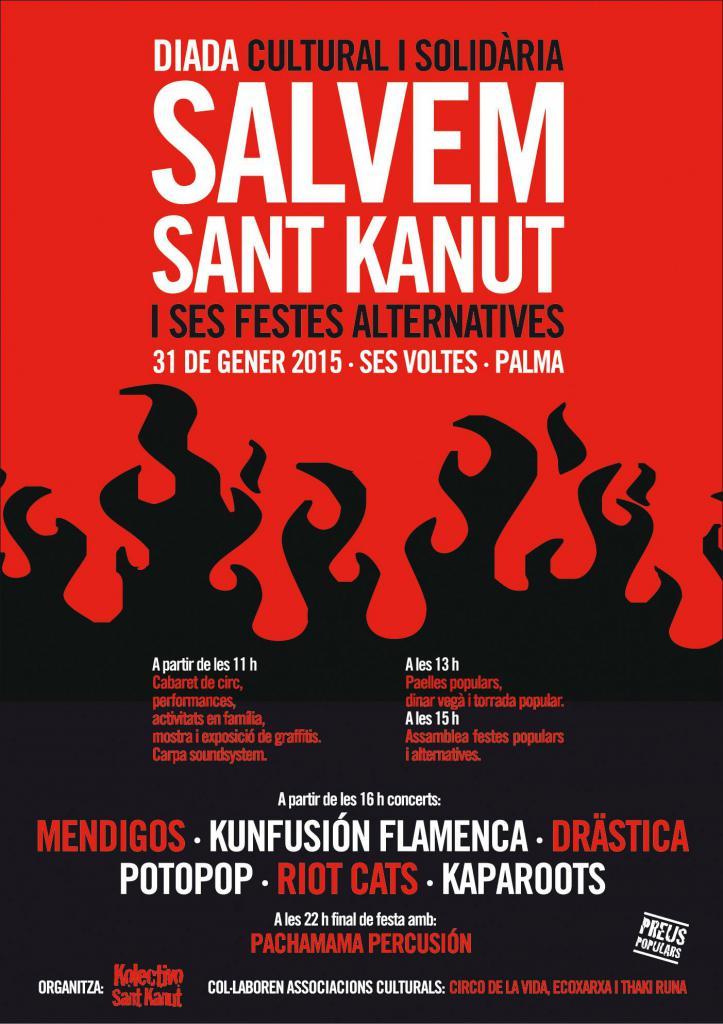 Salvem Sant Kanut! (31-01-15)