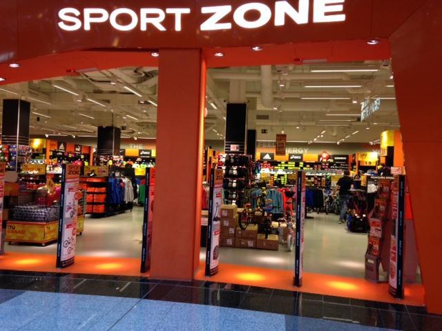 Citaten Sport Zone : Sport zone deportes comercio guía Útil ultima hora