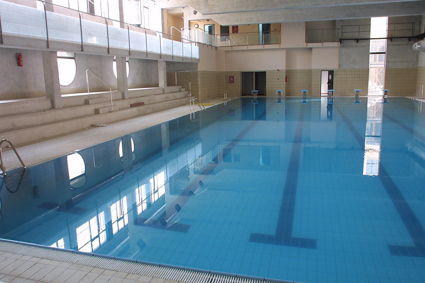 Polideportivo municipal s 39 estel piscinas deportes for Piscina polideportivo
