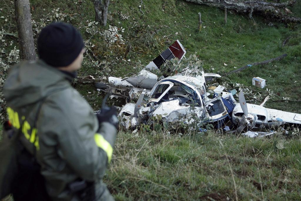 Colombia: Una avioneta se estrella dejando varias víctimas