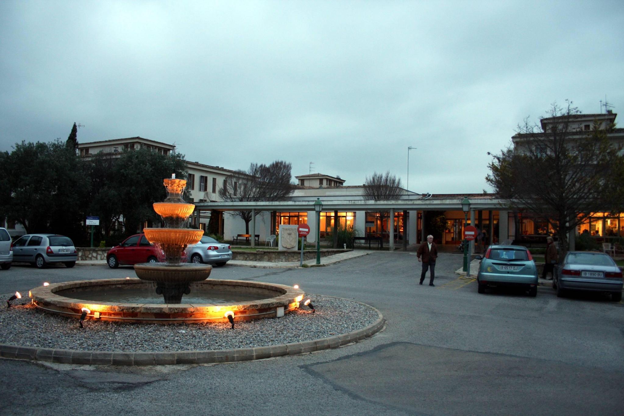 Consell Insular De Mallorca Llar D Ancians Residencias Tercera  # Muebles Riera Mallorca