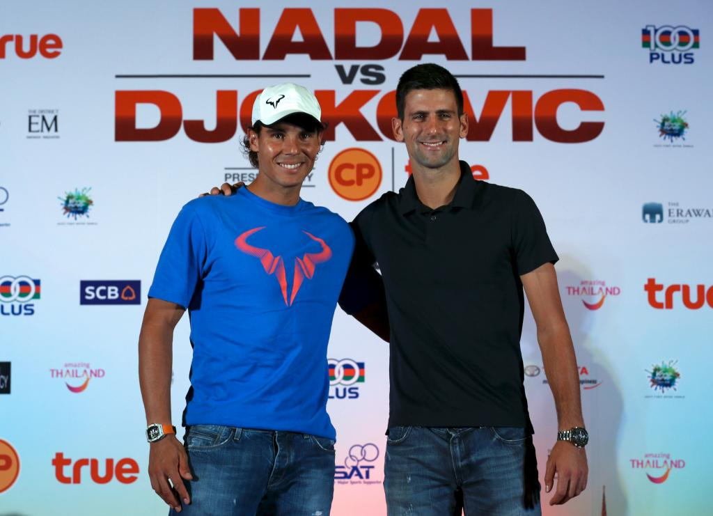 ¿Cuánto mide Novak Djokovic? - Altura - Real height 228142