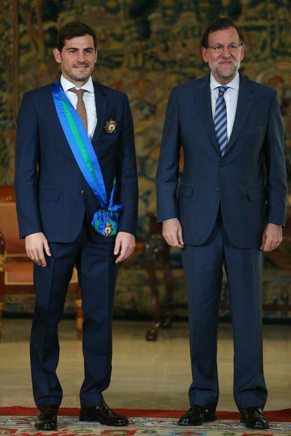 ¿Cuánto mide Iker Casillas? - Estatura real: 1,82 - Real height 234299
