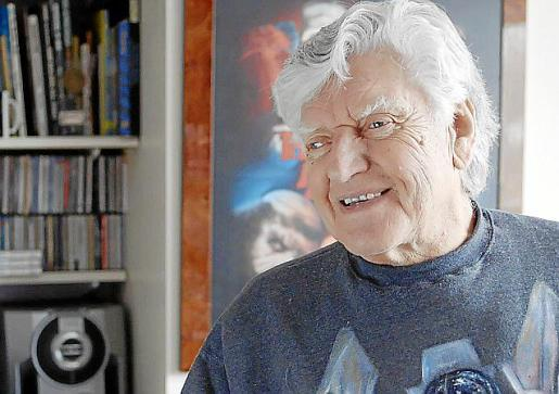 David Prowse, en una secuencia de 'I am your father'.