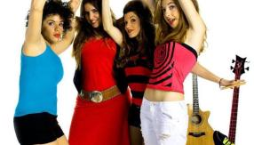 Rock en femenino con Zone Sisters en el Blue Jazz Club