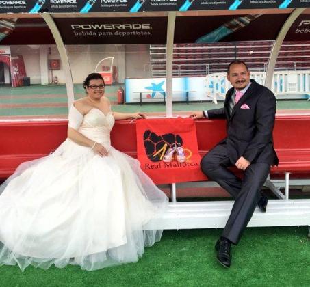 Fotos de boda en Son Moix