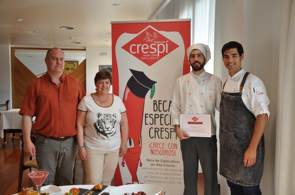 Aromas y sabores de alta cocina sociedad noticias for Escuela de cocina mallorca