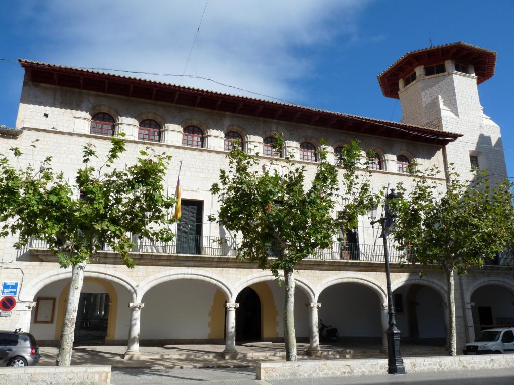 Ajuntament D Alar Ayuntamientos Administraci N P Blica Gu A  # Muebles Hermanos Miquel Manacor