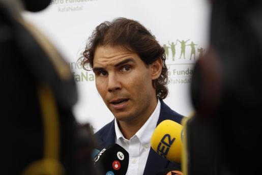 El tenista manacorí puso fin a su temporada tras su eliminación en su estreno en el Masters 1.000 de Shanghai.