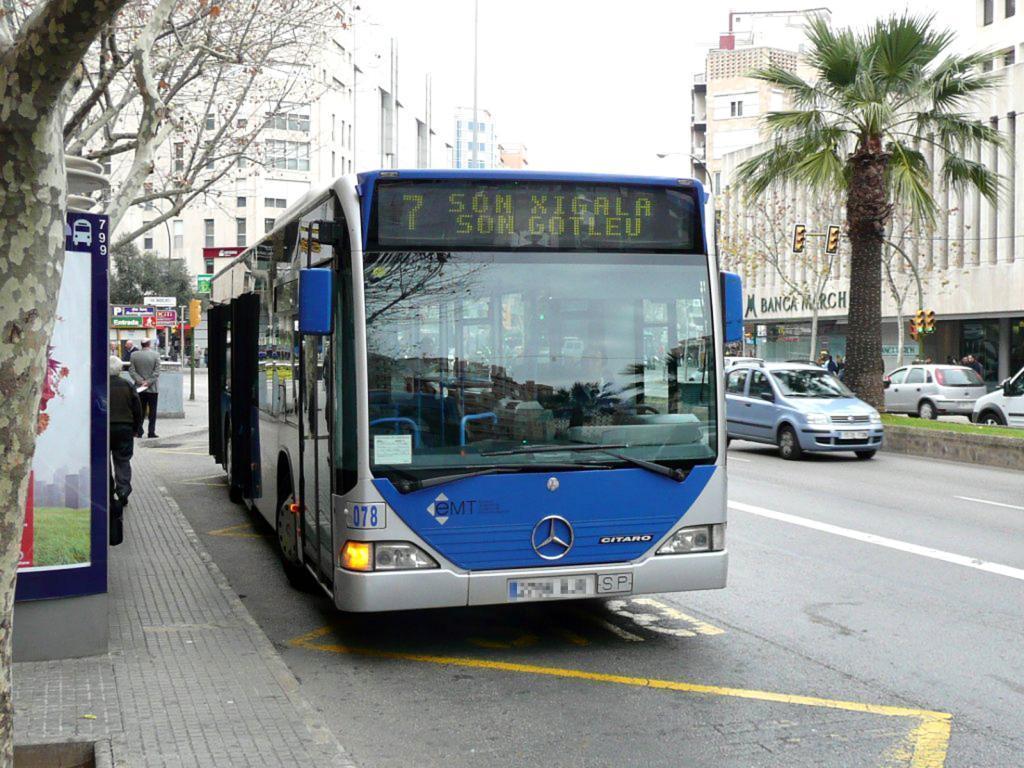 EMT Palma  Autobuses  Transportes  Gua til  Ultima Hora Mallorca
