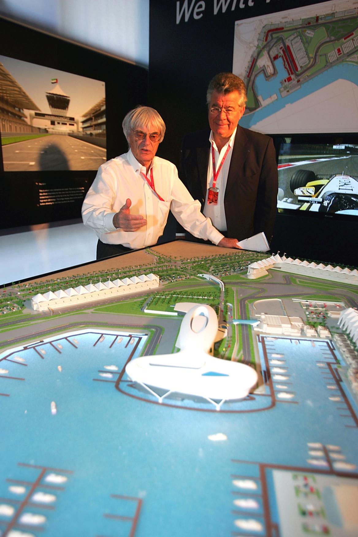 Circuito Yas Marina : El gurú de los circuitos se fija en mallorca