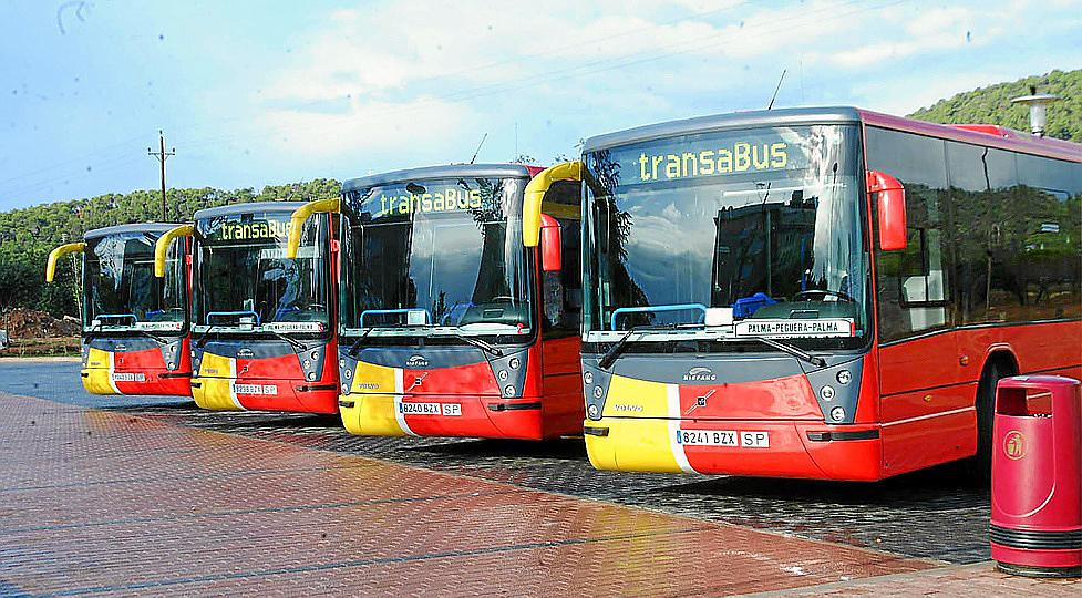 Transabus compra 30 autobuses para las nuevas rutas desde - Transportes palma de mallorca ...