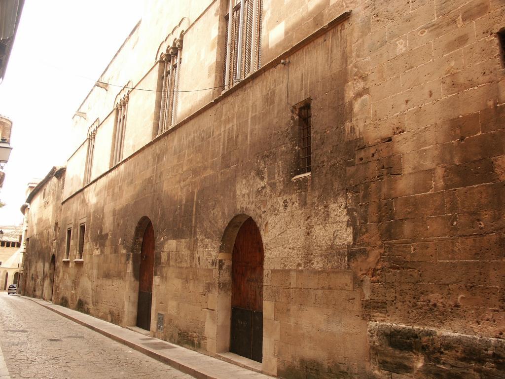 Visita Al Monasterio De La Concepci Con El Patrimoni Gastron Mic  # Muebles Hermanos Miquel Manacor