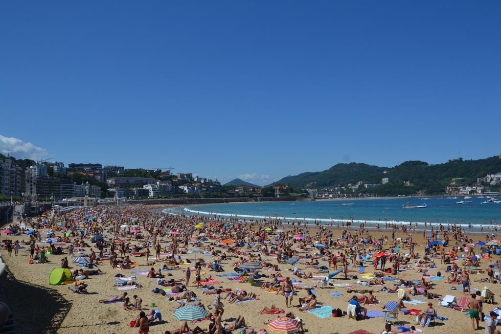 playas espana semana santa