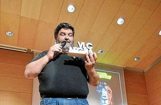 El escritor y periodista Sebastià Bennasar.