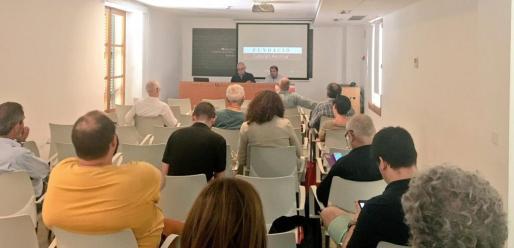 Jornadas de Estudios Históricos del Movimiento Obrero en Mallorca de la Fundación Gabriel Alomar.