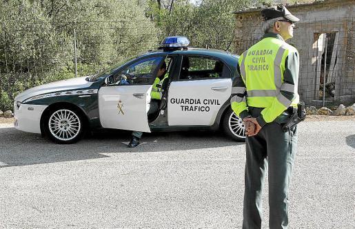 Un coche radar de la Guardia Civil de Tráfico detectó al motorista el pasado martes.