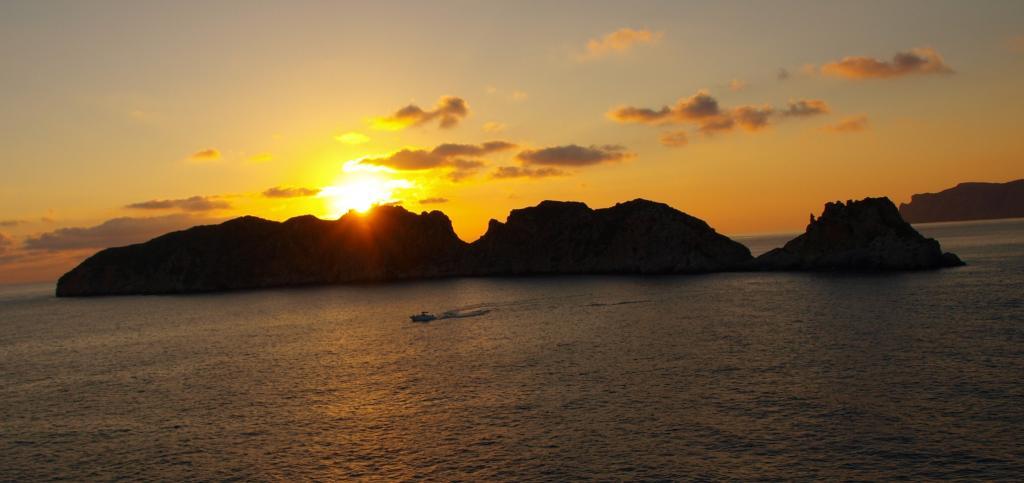 Las mejores puestas de sol de mallorca seg n nuestros for Hora puerta del sol