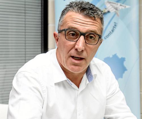 Alfonso Rojo es empresario de alimentación y presidente de la PIMEEF desde 2015.