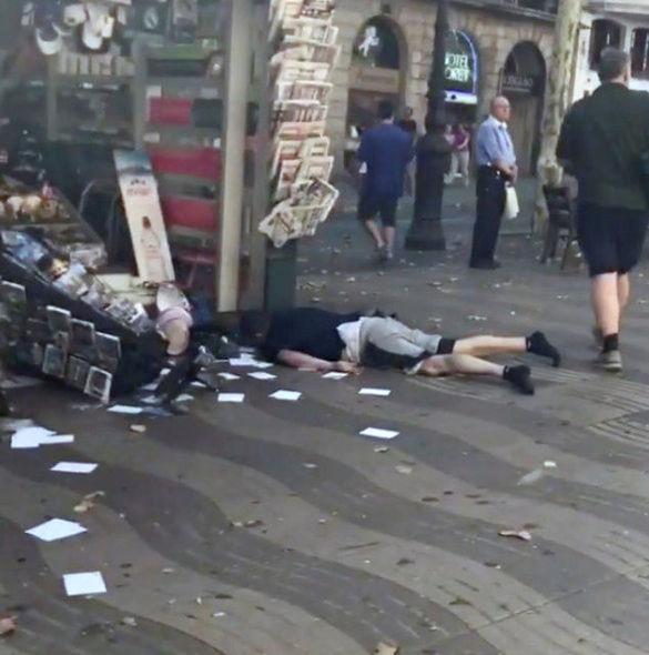 Las im genes del atentado en barcelona fotogaler as for Hipotecas suelo ultima hora