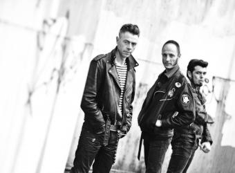 Black Cats y su rockabilly suenan en el Three Lions Pub