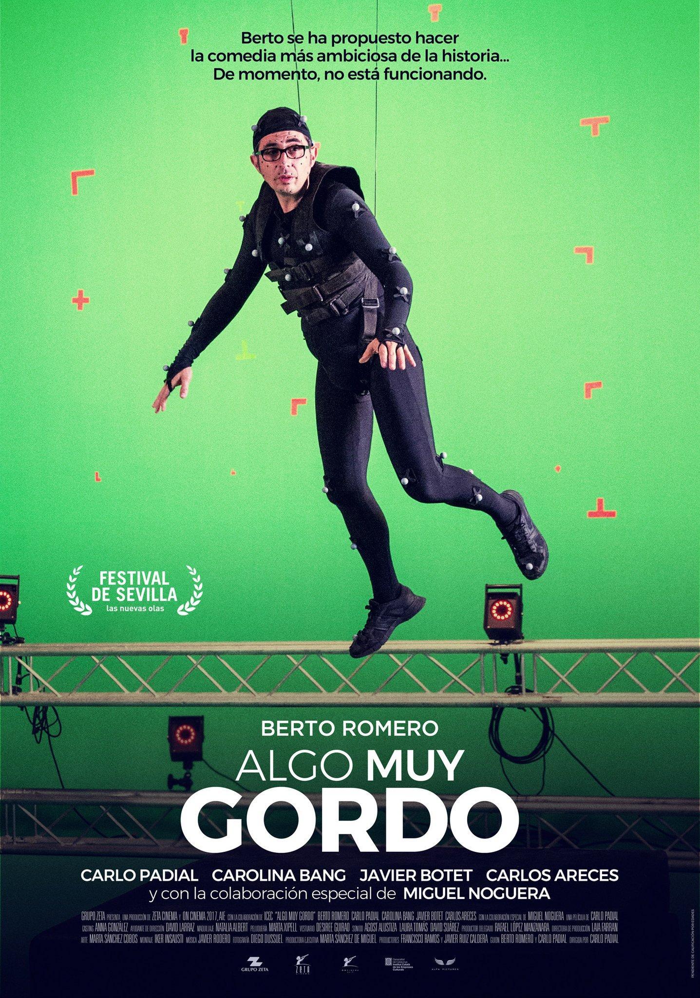 Algo Muy Gordo Cartelera De Cine Ocio Ltima Hora Mallorca