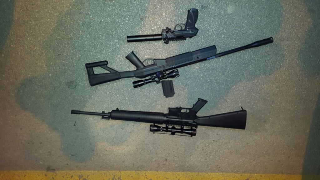 Detenido por amenazar con una pistola de aire comprimido a 5 chicos ...