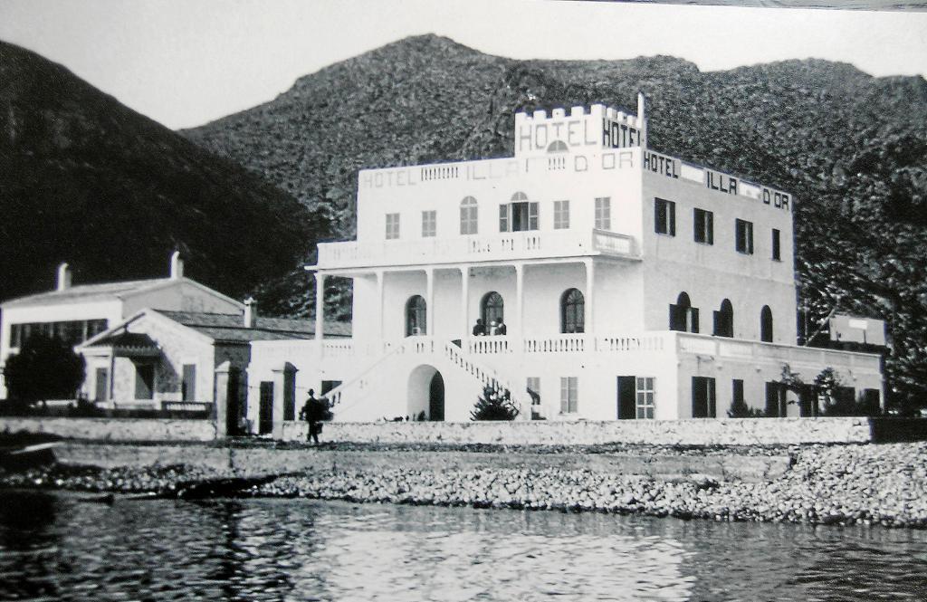 Resultado de imagen de hotel port de pollença 1929