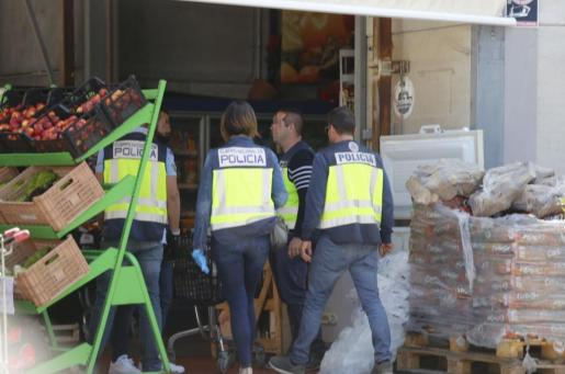 Redada policial en una empresa de Son Bugadelles por tener carne en mal estado 341
