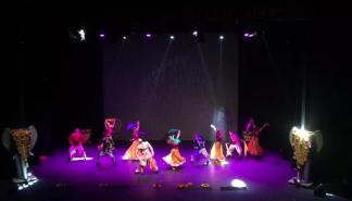 Bollywood llega al Trui Teatre con 'Colours of India'