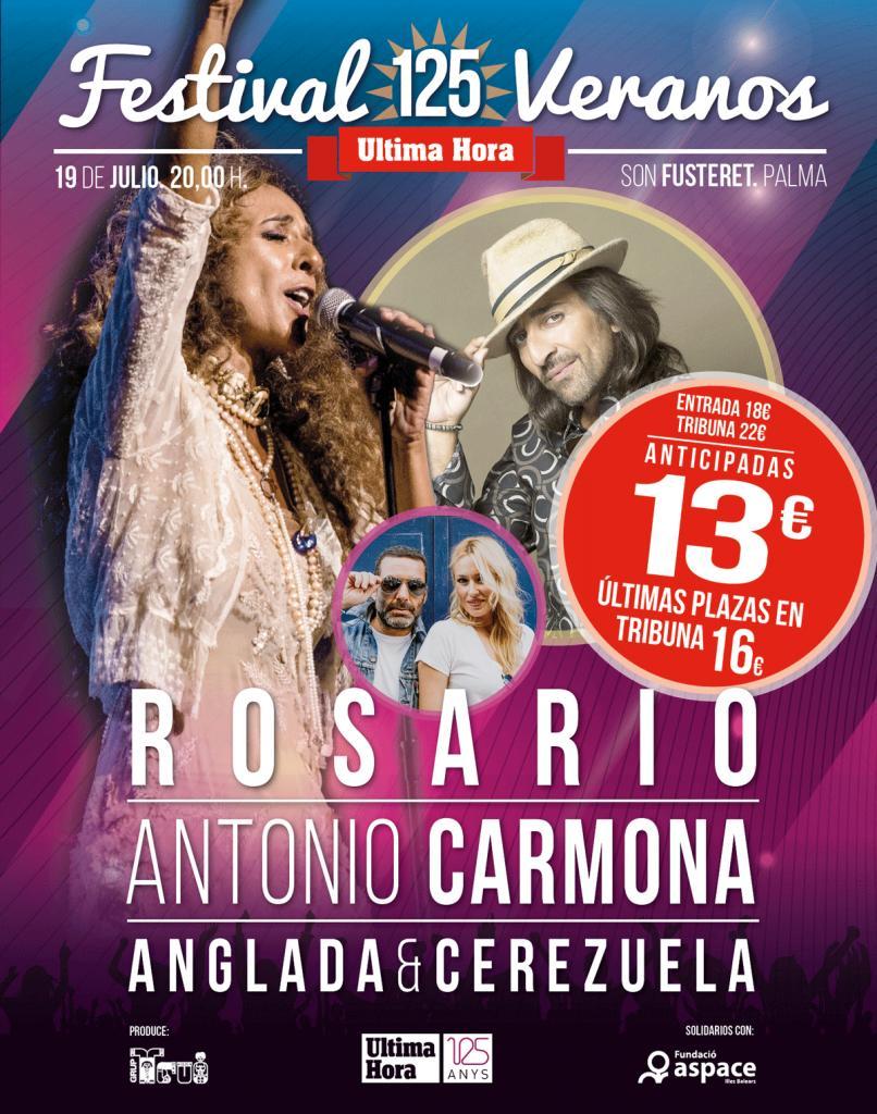Festival 125 Veranos