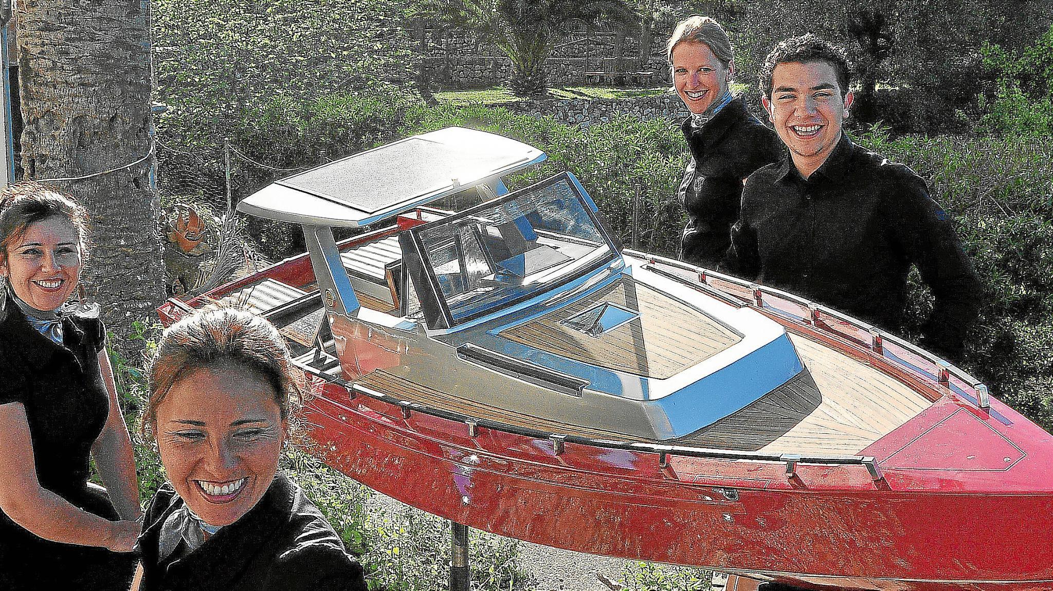 Barco Sóller
