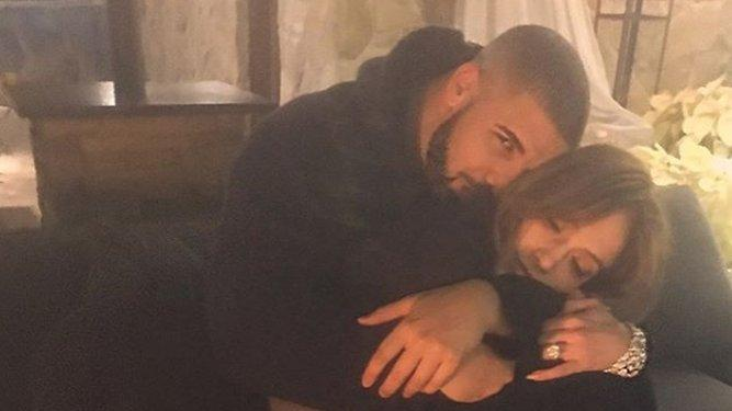 Drake y Jennifer López
