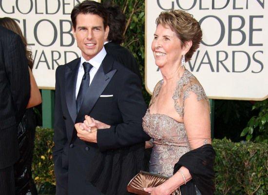 Fallece la madre del actor Tom Cruise a los 80 años