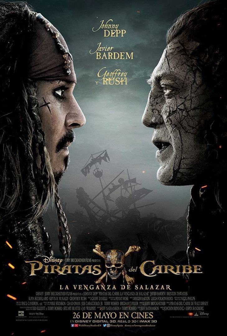 Piratas del Caribe: la venganza de Zalazar