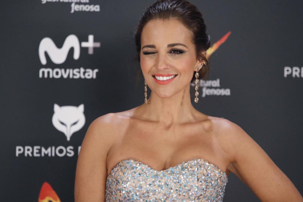 La actriz Paula Echevarría.