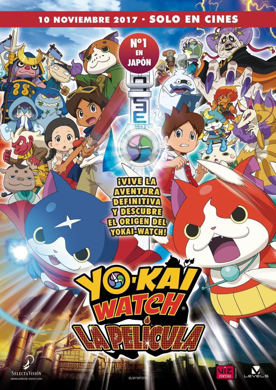 Yo-Kai Watch, la película