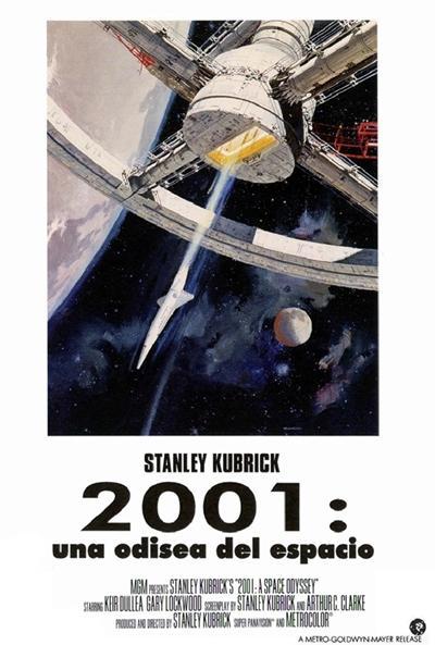2001: Una odisea del espacio