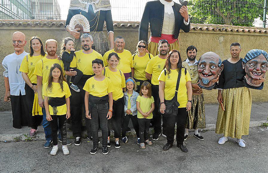 Amics de Gegants de Sant Llorenç