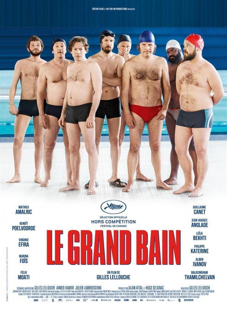 Cartel de la película 'El gran baño'