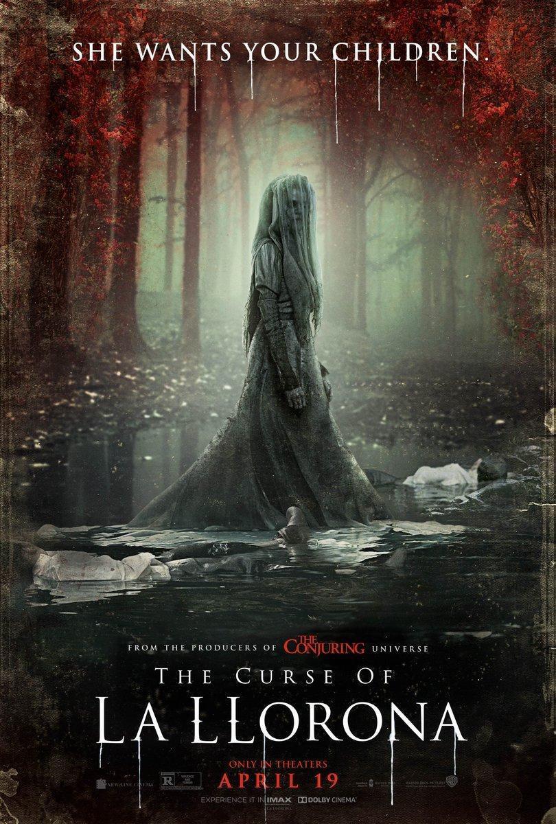 Cartel de la película 'La Llorona'