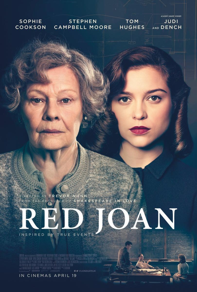 Cartel de la película 'La espía roja'