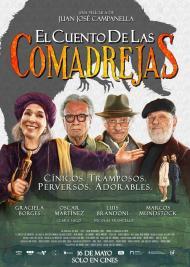 Cartel de la película 'El cuento de las comadrejas'