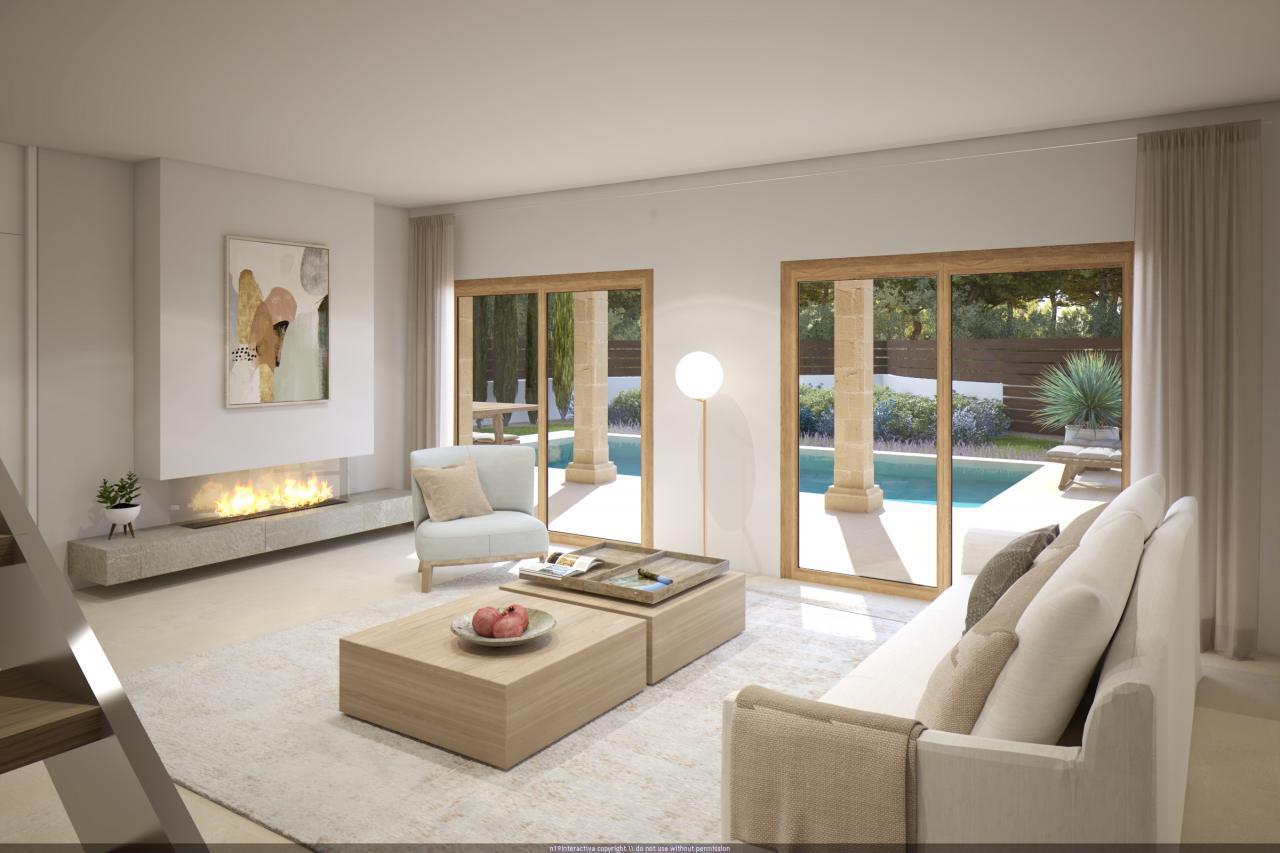 Villa en es Trenc - Azur Mallorca