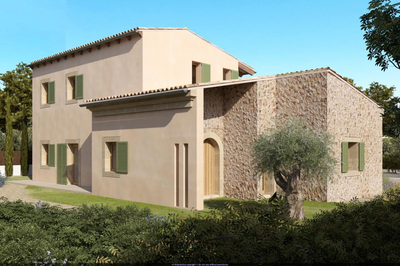 Villa es es Trenc - Azur Mallorca