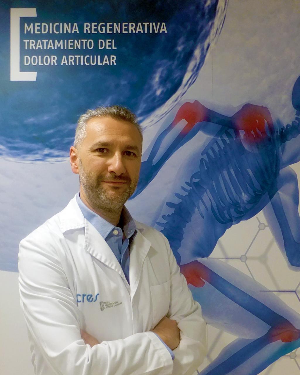Dr. Carlos Jarabo - Clínicas Cres