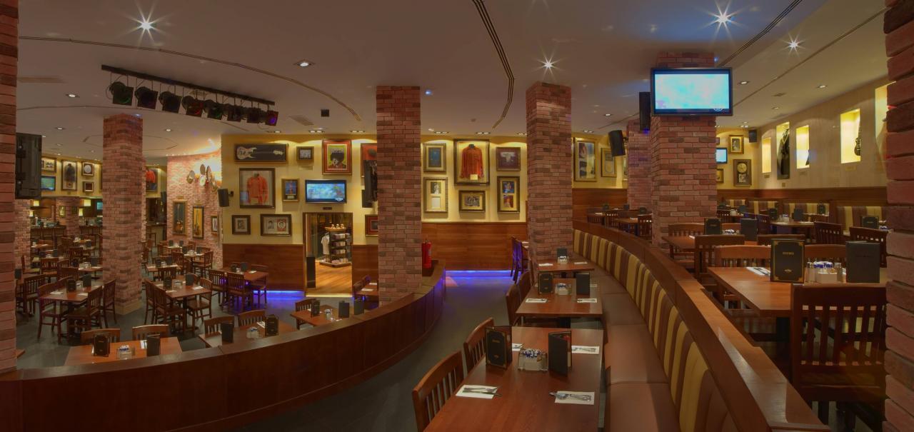 Restaurante Hard Rock Café Mallorca